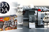 75078 Imperial Troop Transport (Unboxing & Building)