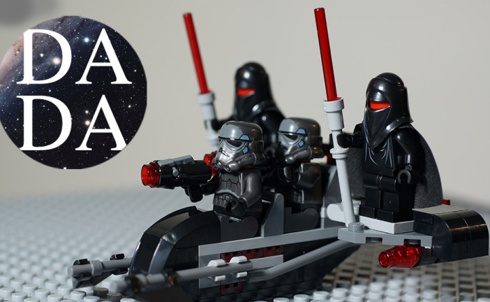 75079 Shadow Troopers (Unboxing & Building)