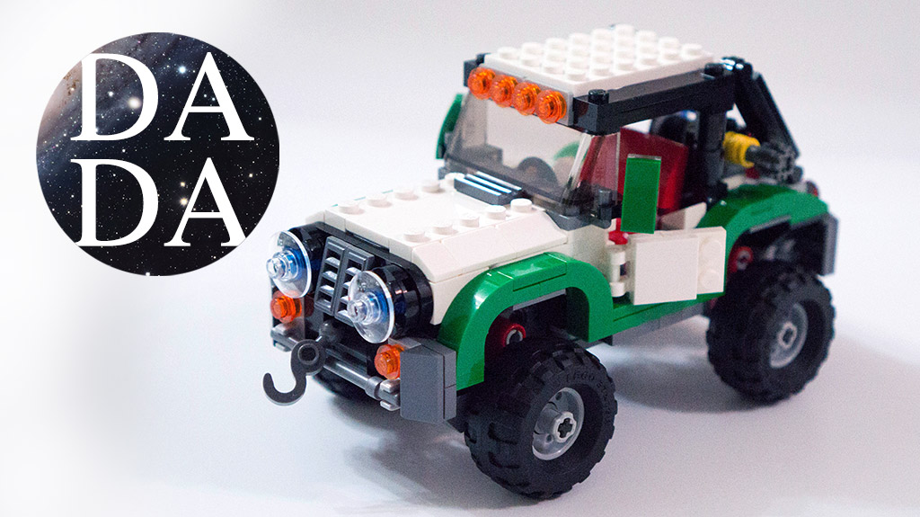 31037 Adventure Vehicles (Unboxing & Building)