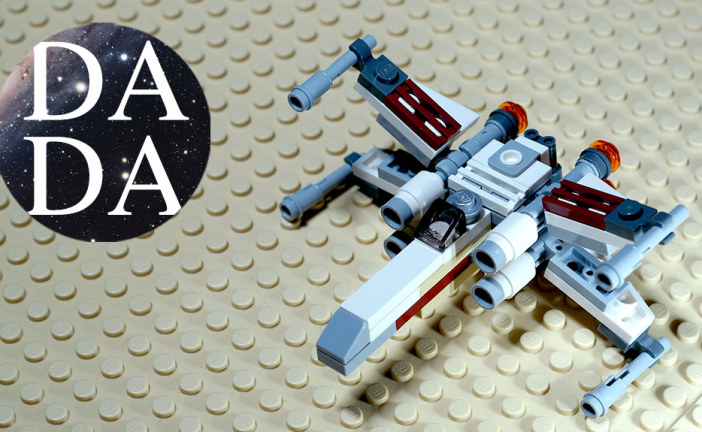 Lego 30051 Mini X-wing (Unboxing & Speed Building)