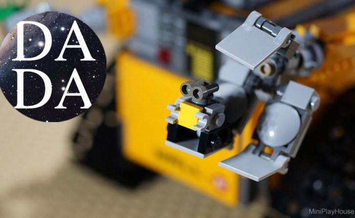 MOC – Mini Wall-E – (Speed Build)