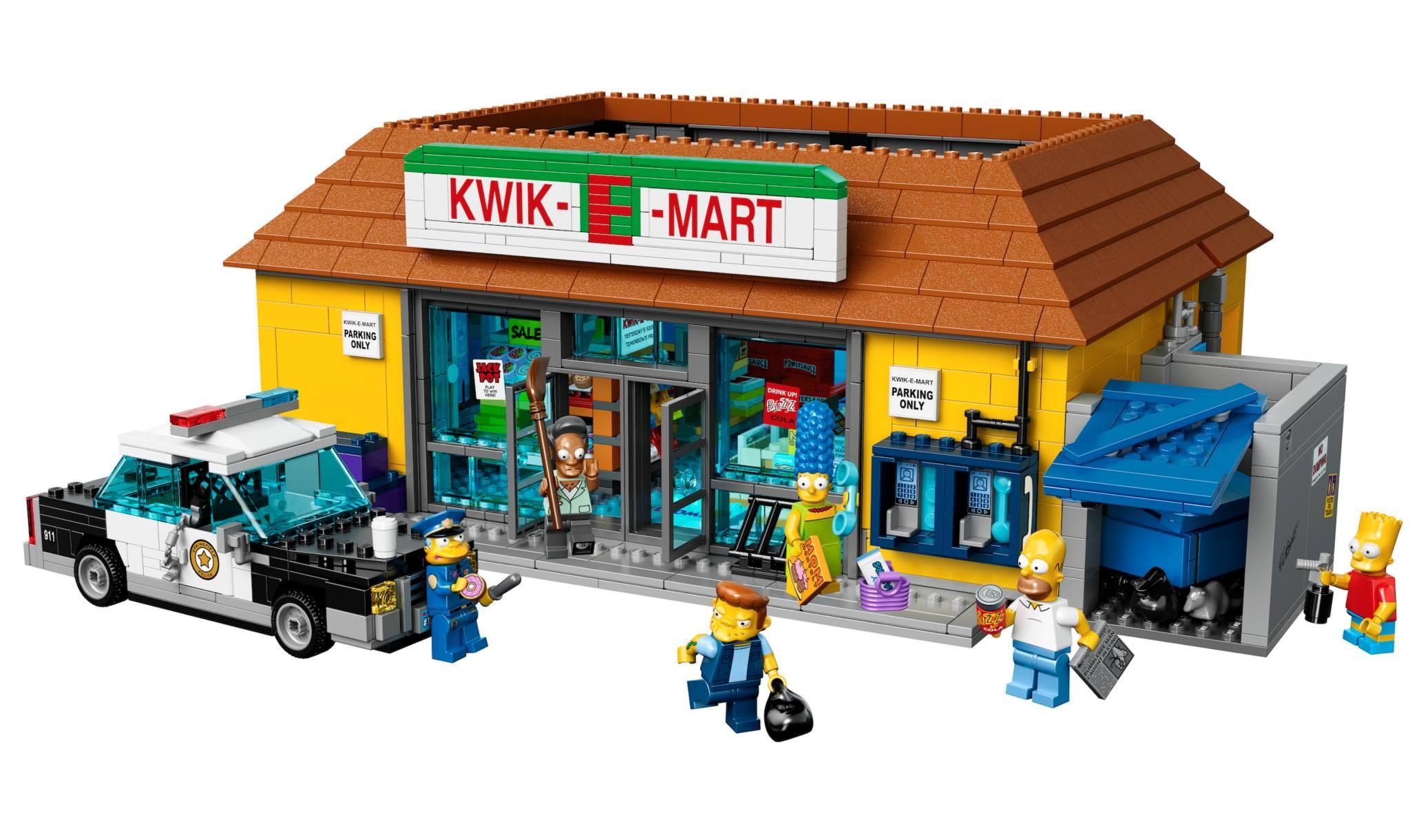 LEGO MOC – Minimal Modular Buildings – MiniPlayHouse com