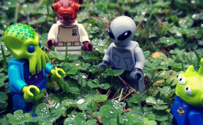 Alien Trooper – Minifigures