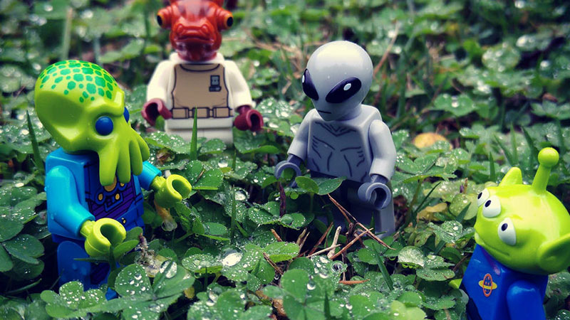 Alien Trooper – Minifigures
