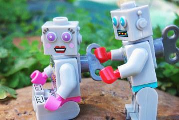 Clockwork Robot – Minifigures