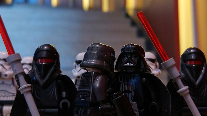 Darth Vader – Minifigures