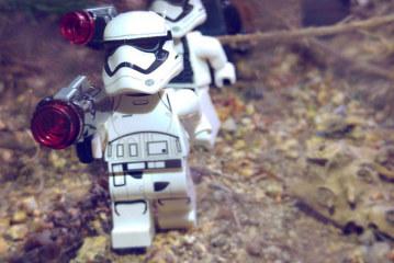 First Order Stormtrooper – Minifigures