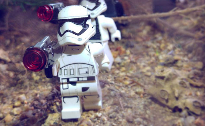 First Order Stormtrooper – Minifigures