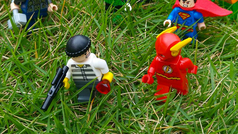 Flash – Minifigures