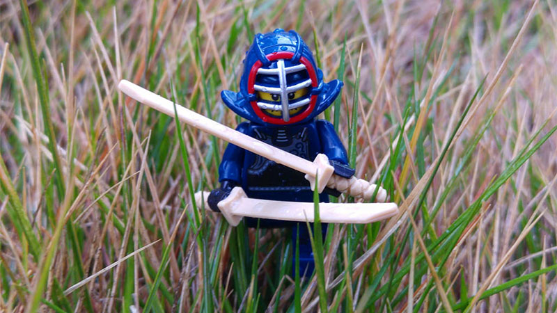 Kendo Fighter – Minifigures