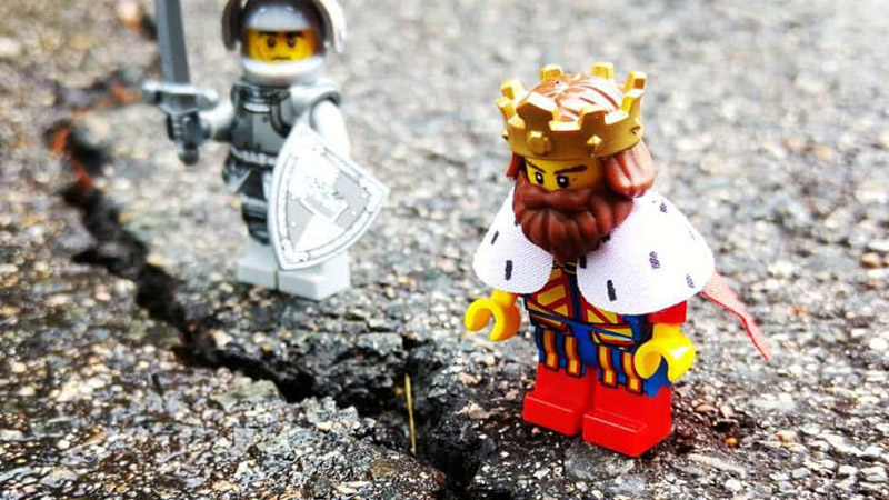 Classic King – Minifigures