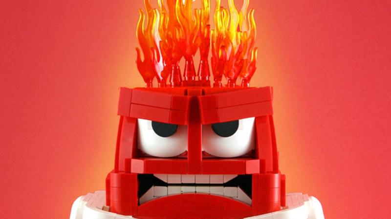 LEGO MOC – Inside Out