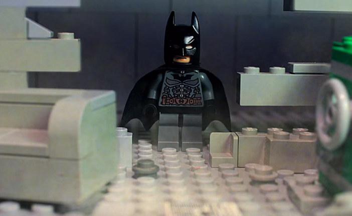 Lego Batman Arkham Fan Film – Stop Motion