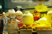 LEGO Jurassic Park – Stop Motion Film
