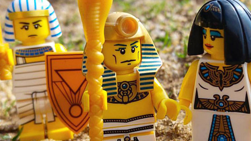 Pharaoh – Minifigures