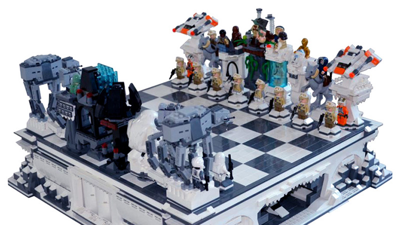 MOC – Star Wars Giant Chess