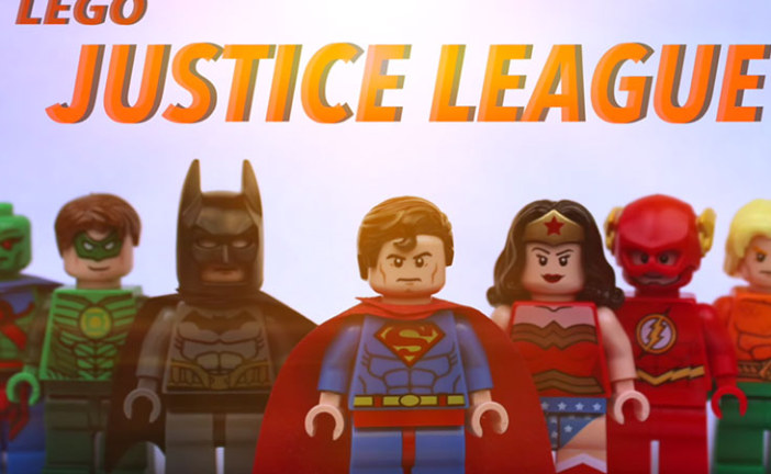 Lego Justice League War of Darkseid – Stop Motion