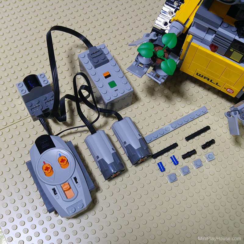 Step 2. Have the following LEGO motor modules & parts ready by your ...