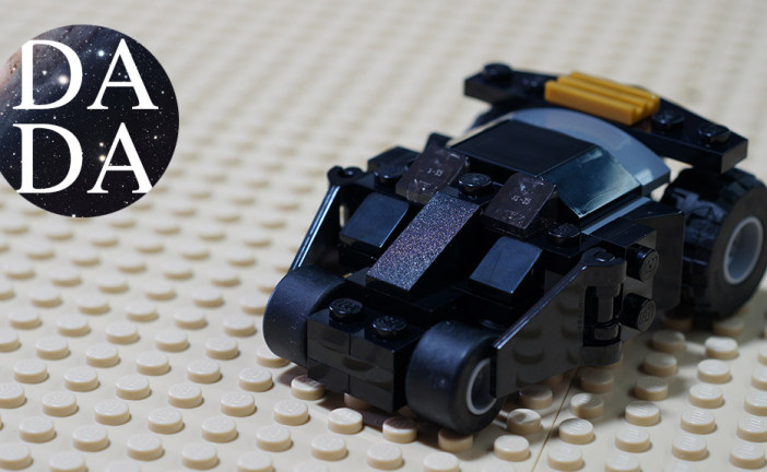 30300 Batman Tumbler – Bagged (Unboxing & Speed Build)