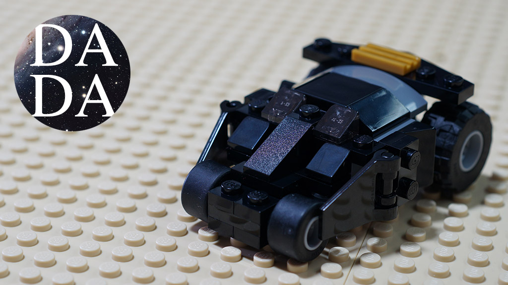 30300 Batman Tumbler – Bagged (Unboxing & Speed Build)