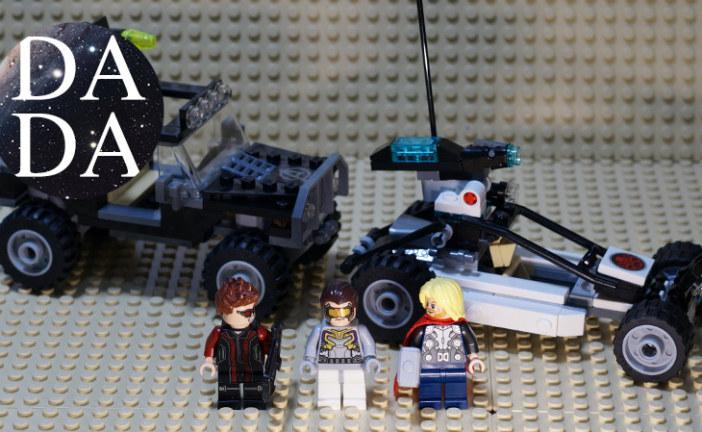 LEGO 76030 Avengers Hydra Showdown (Unboxing & Speed Build)