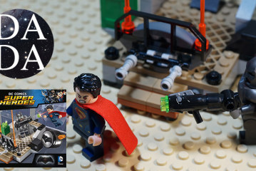 LEGO 76044 Clash of the Heroes – Unboxing & Speed Build