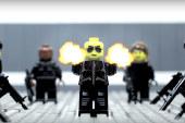 Middle Man – Lego Shootout – Stop motion