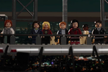 LEGO Avengers: Age of Ultron – Trailer Re-Creation