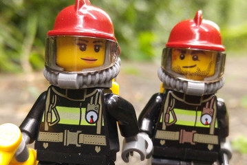 Firefighters – LEGO Minifigures