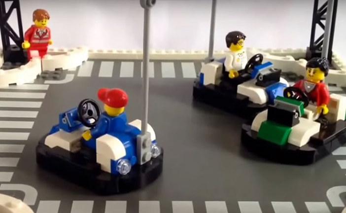 MOC – LEGO Bumper Cars