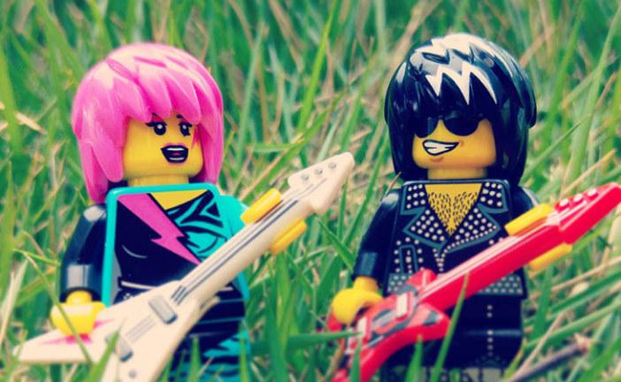Rock Star – LEGO Minifigures