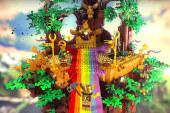 LEGO Zeus vs Thor – Stop Motion