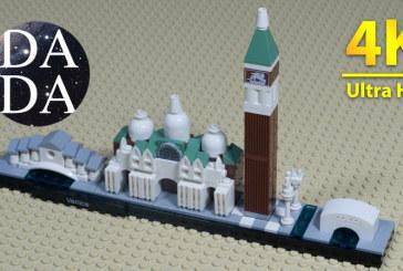 LEGO 20216 – Venice | Architecture – Speed Build (4K UHD)