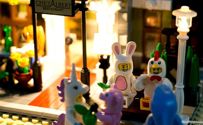 Bunny Suit Guy – LEGO Minifigures