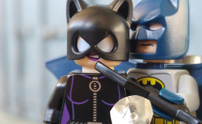 Cat Woman – LEGO minifigures