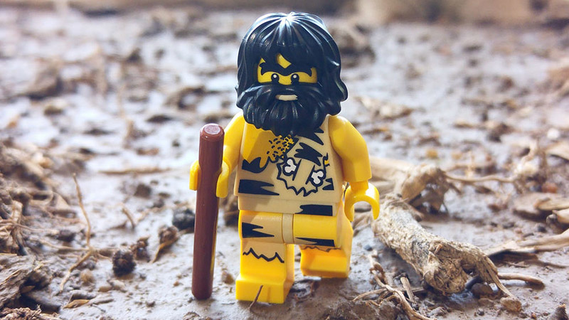Caveman – LEGO Minifigures