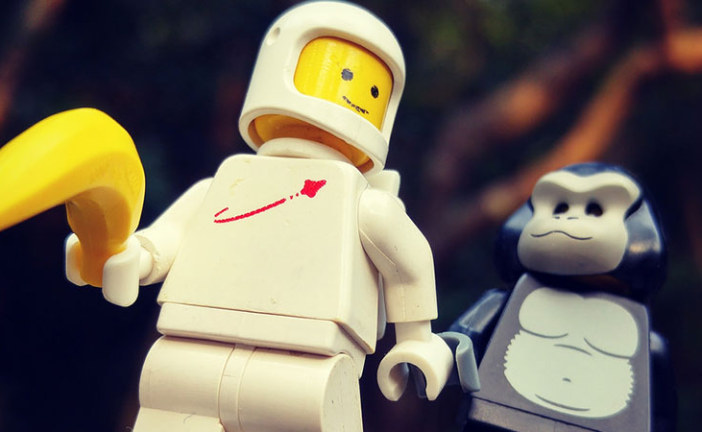 Classic Spaceman – LEGO Minifigures