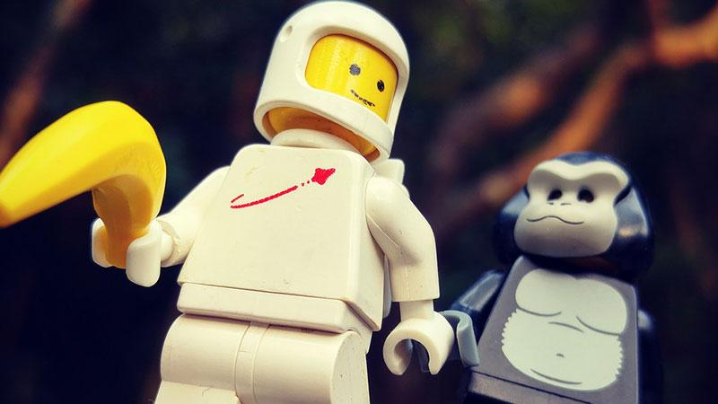 Classic Spaceman – LEGO Minifigures