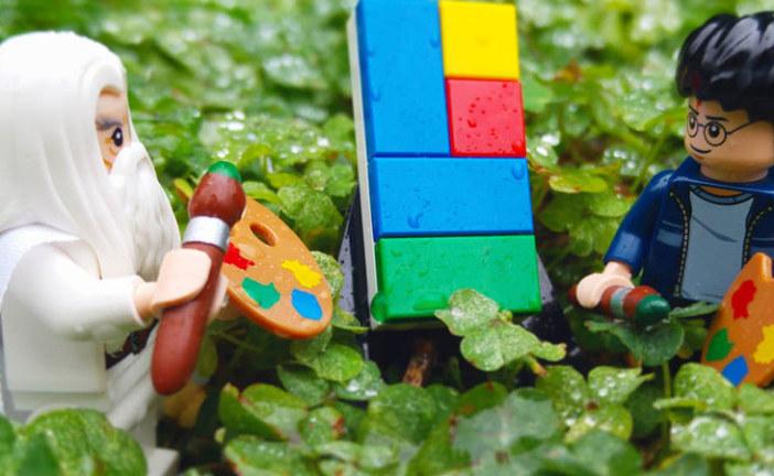 Gandalf The White – LEGO Minifigures