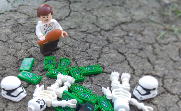 Han Solo – LEGO Minifigures