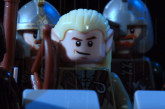 LEGO The Battle of Helm's Deep – Stop Motion