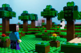 Lego Minecraft Movie – Stop Motion