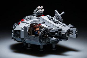 MOC – LEGO Micro Millennium Falcon