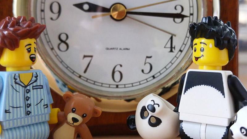 Panda Guy – LEGO Minifigures