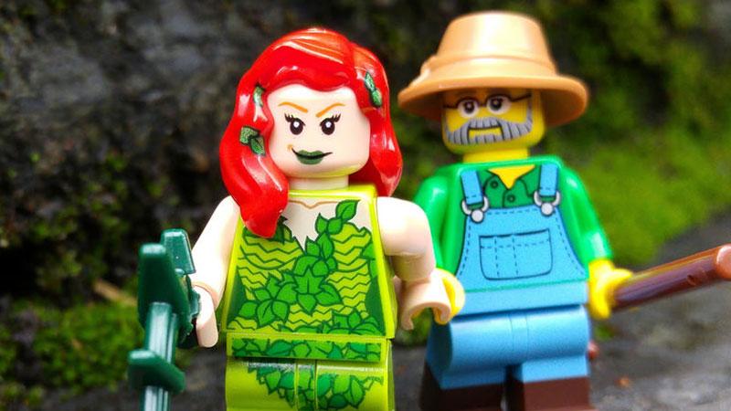 Poison Ivy – LEGO Minifigures
