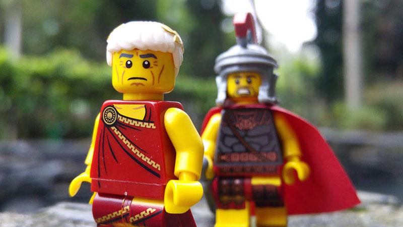 Roman Emperor – LEGO minifigures