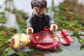 Tony Stark – LEGO Minifigures