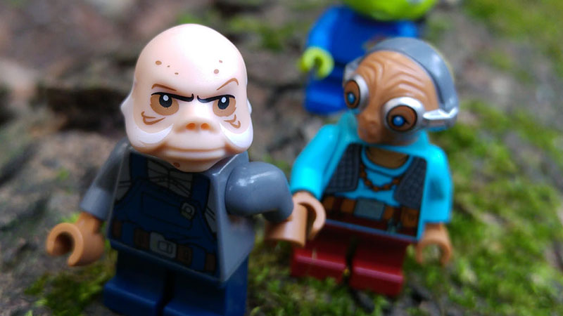 Ugnaught – LEGO Minifigures