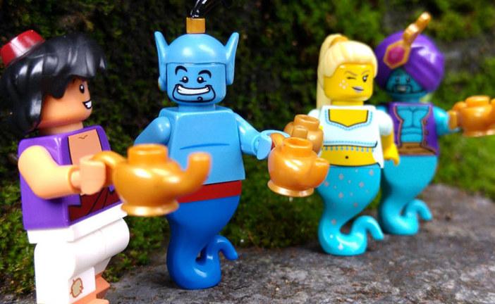 Aladdin | LEGO Disney Minifigures