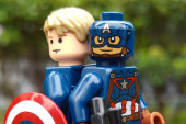 Captain America -LEGO Minifigures